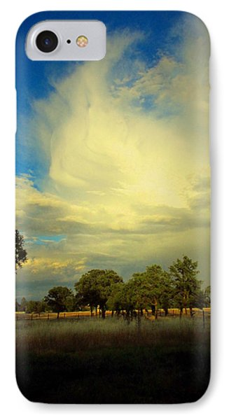 The Cloud Phone Case by Joyce Dickens