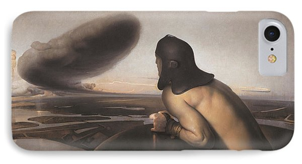 The Cloud IPhone Case by Odd Nerdrum