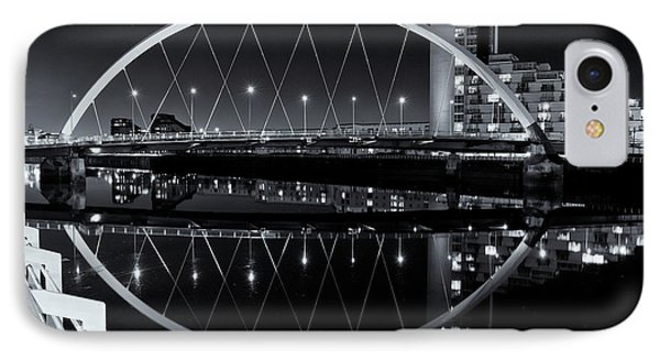 IPhone Case featuring the photograph The Clyde Arc by Stephen Taylor