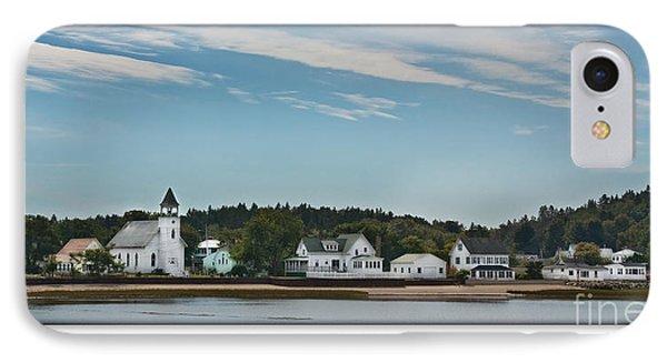 The Coast Of Maine IPhone Case