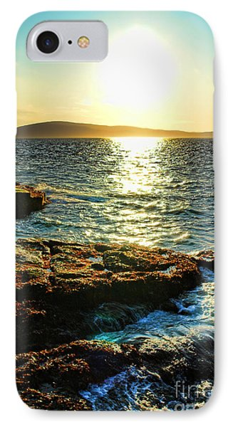 The Coast Of Maine Phone Case by Olivier Le Queinec
