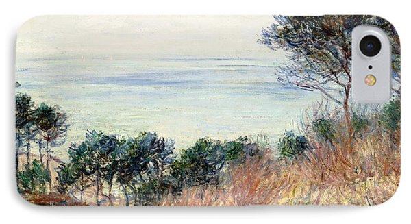 The Coast Of Varengeville IPhone Case by Claude Monet