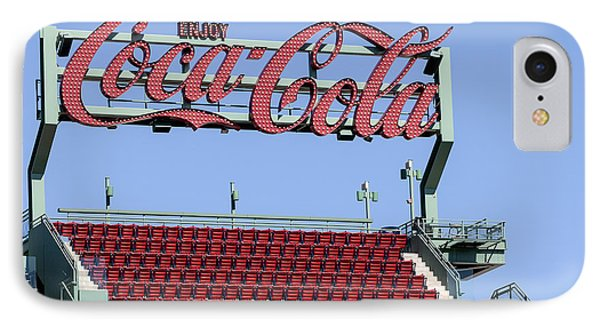 The Coca-cola Corner IPhone Case