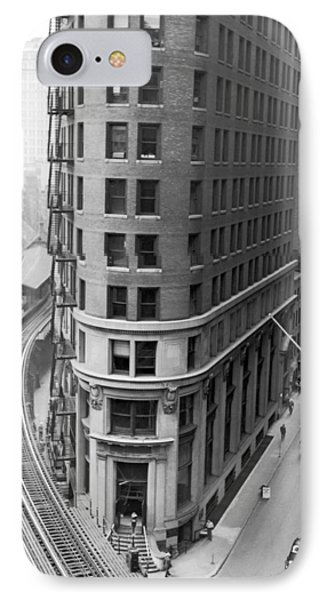 The Cocoa Exchange Building  Phone Case by Underwood Archives