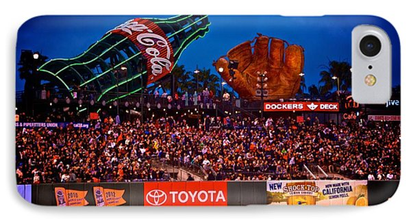 The Coke And Glove IPhone Case by Eric Tressler
