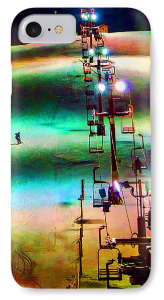 The Color  Of Fun  IPhone Case by Susan  McMenamin