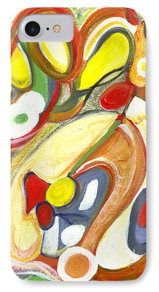 IPhone Case featuring the painting The Color Of Love by Stephen Lucas