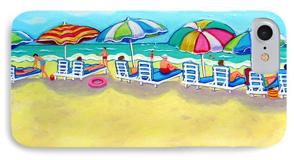The Color Of Summer  Phone Case by Rebecca Korpita