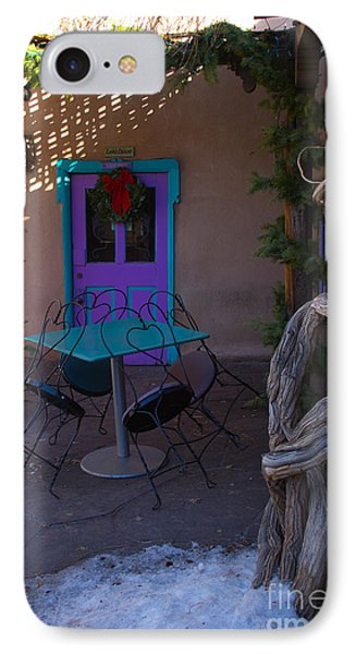 The Color Purple IPhone Case by Jim McCain
