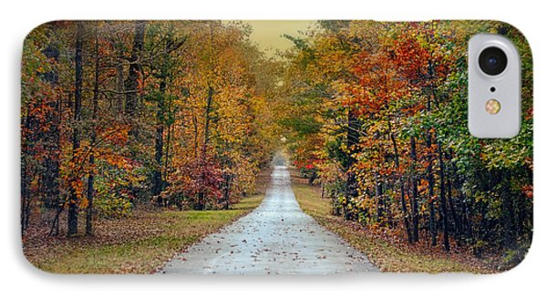 The Colors Of Fall - Autumn Landscape IPhone Case