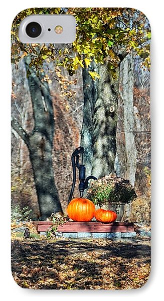 The Colors Of November IPhone Case by Tricia Marchlik