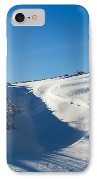 The Colors Of Snow IPhone Case