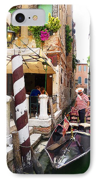 The Colors Of Venice IPhone 7 Case