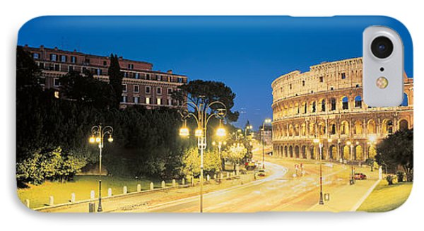 The Colosseum Rome Italy IPhone Case