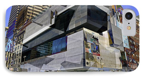 The Contemporary Arts Center Phone Case by Scott Meyer
