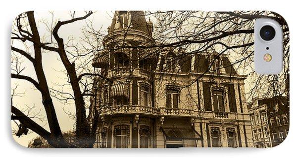 The Corner House Phone Case by Pravine Chester