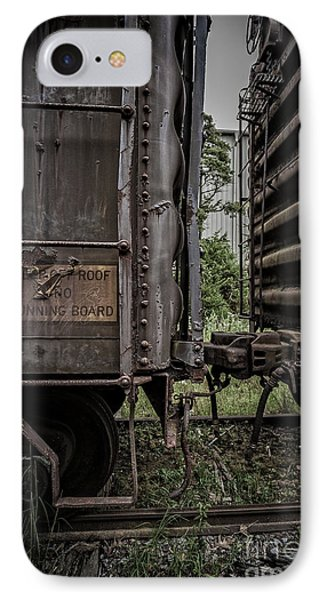 The Coupling IPhone Case by Edward Fielding