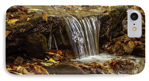 The Creek IPhone Case by Debra Crank