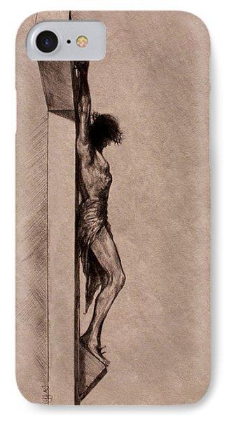 The Cross 2 Phone Case by Derrick Higgins