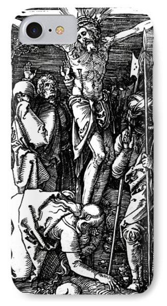 The Crucifixion Phone Case by Albrecht Durer