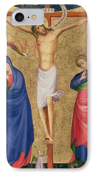 The Crucifixion Phone Case by Dutch School