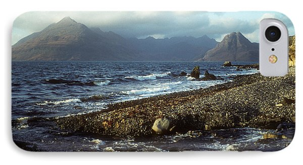 The Cuillins From Elgol - Isle Of Skye IPhone Case