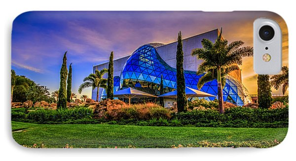 The Dali Museum IPhone Case by Marvin Spates