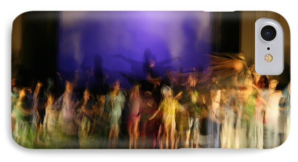 The Dance IPhone Case by John Bushnell