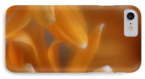 The Dance Of The Petals IPhone Case by Mary Lou Chmura