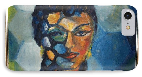 The Dancer Phone Case by Jan Statman