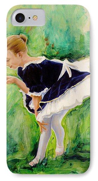 The Dancer Phone Case by Sheila Diemert