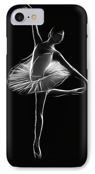 The Dancer Phone Case by Steve K
