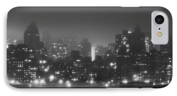 The Dark And Stormy Night Phone Case by JC Findley