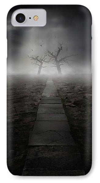 The Dark Land Phone Case by Jaroslaw Blaminsky
