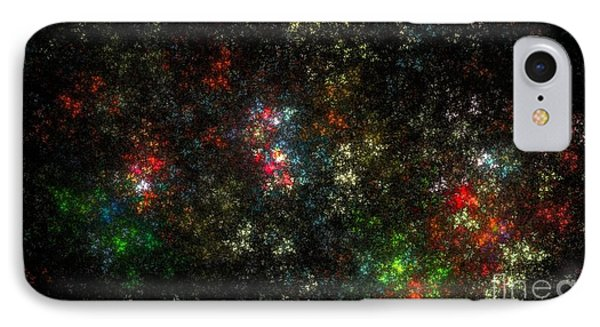The Dark Side Of Monet Phone Case by Peter R Nicholls