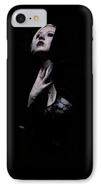 The Dark Witch IPhone Case