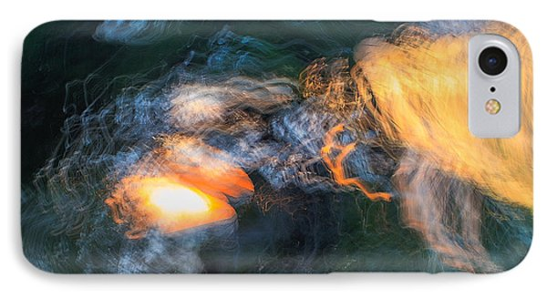 The Dawn Of Time Phone Case by Steve Belovarich