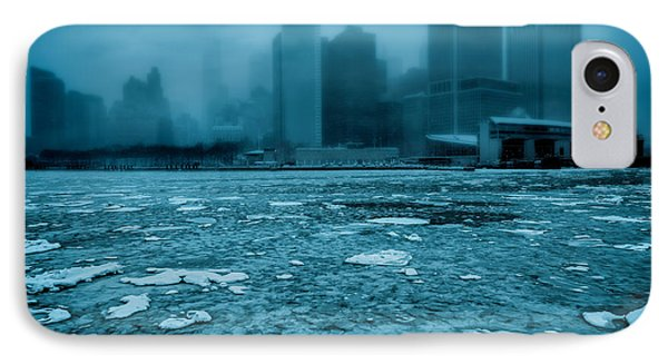 The Day After Tomorrow IPhone Case by Chris Lord