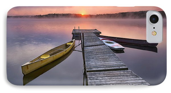 The Day Begins IPhone Case by Darylann Leonard Photography