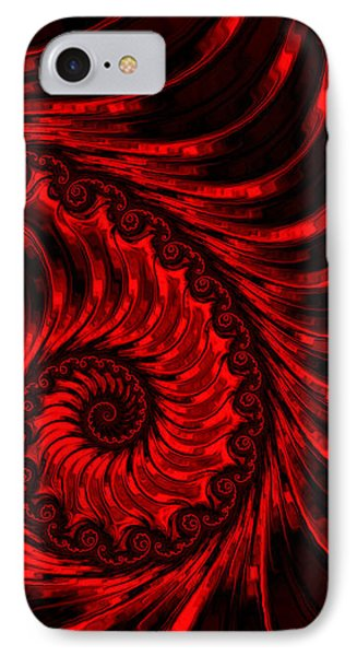 The Descent IPhone Case