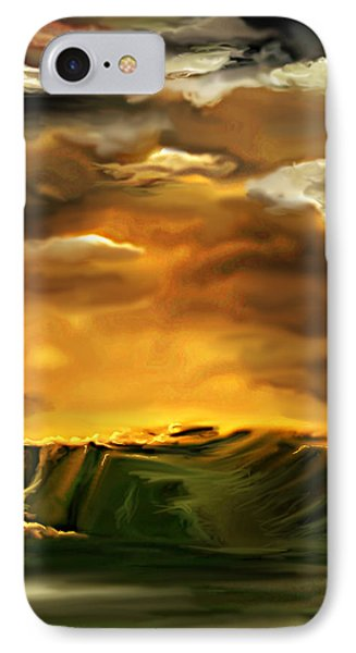 The Desertland IPhone Case by Persephone Artworks