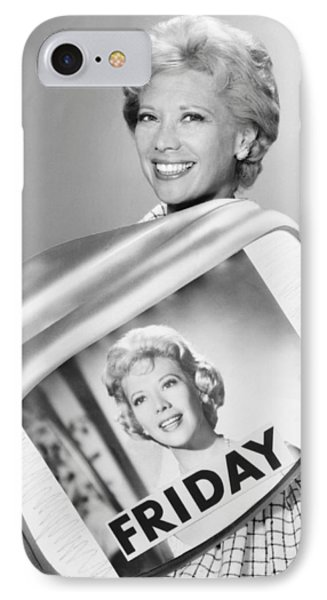 The Dinah Shore Show IPhone Case by Underwood Archives