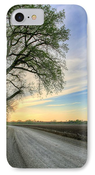 The Dirt Road Phone Case by JC Findley