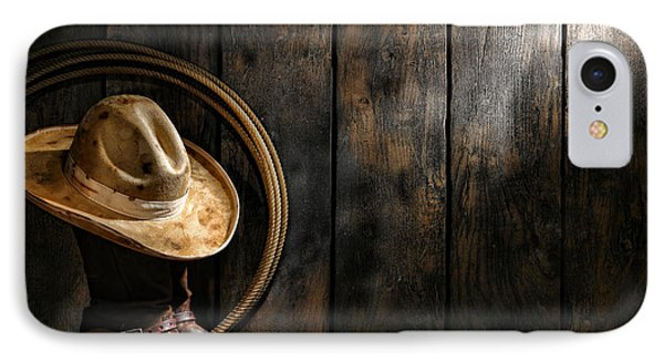 The Dirty Hat Phone Case by Olivier Le Queinec