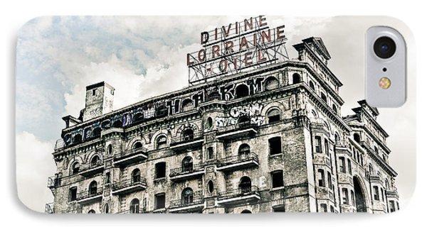 The Divine Lorraine IPhone Case
