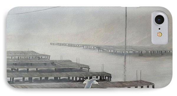 The Docks Phone Case by Gilles Delage