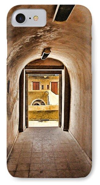 The Door 2 IPhone Case by Dhouib Skander