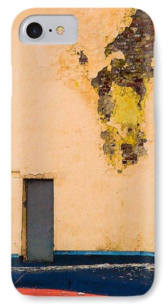 The Door - Featured 2 Phone Case by Alexander Senin