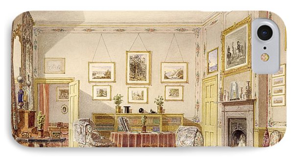 The Drawing Room, The Close IPhone Case