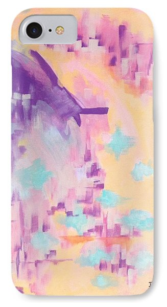 The Dream City IPhone Case by Isaac Alcantar